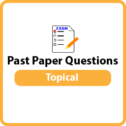 A Level IT-Topical Past paper Questions Resources